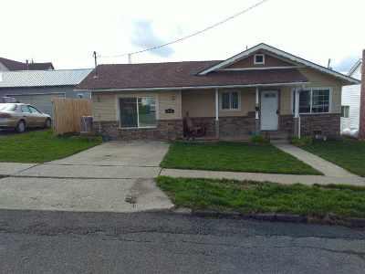 Grangeville Single Family Home For Sale: 512 S C Street