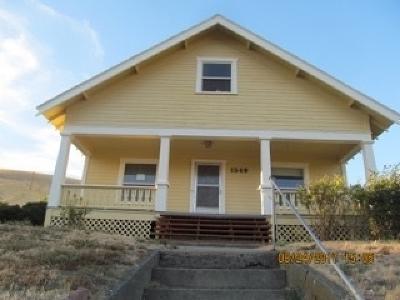 Pomeroy Single Family Home For Sale: 1549 Main St