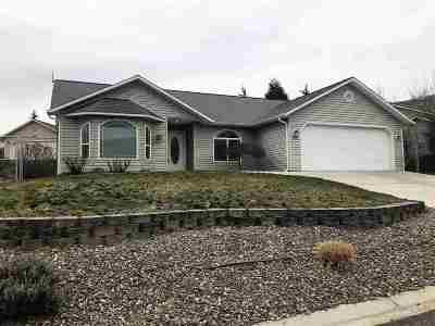 Single Family Home For Sale: 1887 Frederickson Dr