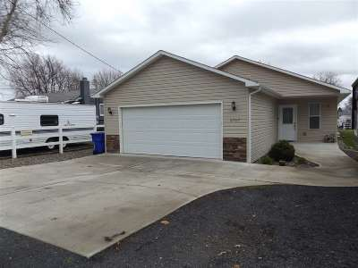 Lewiston Single Family Home For Sale: 3737 16th St