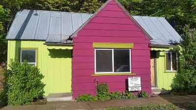 Kooskia Single Family Home For Sale: 101 Esther Street
