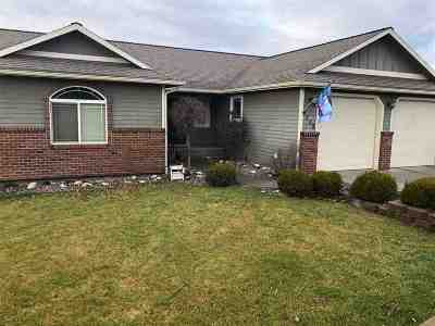 Single Family Home For Sale: 2332 Ridgeview Drive
