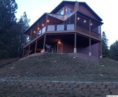 Orofino Single Family Home For Sale: 62 Scenic Lane