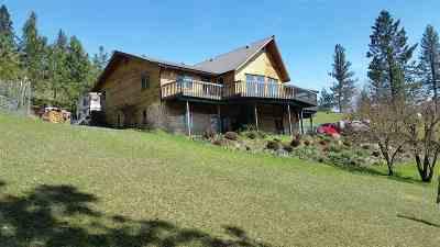 Kamiah Single Family Home For Sale: 314 Locust