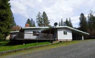 Orofino Single Family Home For Sale: 12586 Hartford Avenue