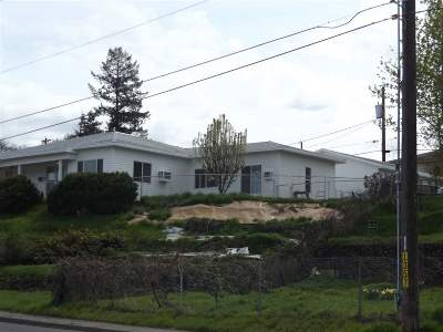 Lewiston ID Multi Family Home For Sale: $169,000