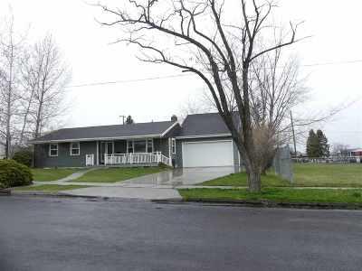 Grangeville Single Family Home For Sale: 410 S B Street