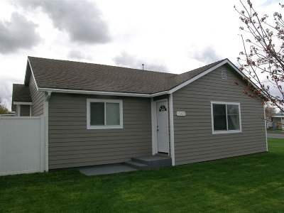 Lewiston Single Family Home For Sale: 1502 Grelle Ave.