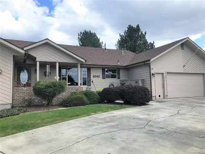 Lewiston Single Family Home For Sale: 4041 Birdie Ct