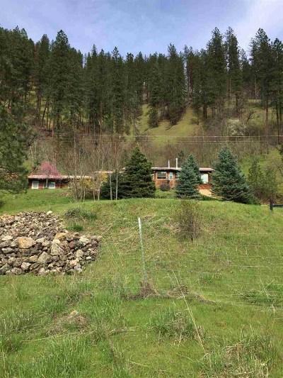 Kooskia Single Family Home For Sale: 177 Ought Seven Road
