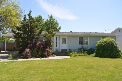 Lewiston Single Family Home For Sale: 1108 Grelle Ave
