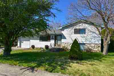 Lewiston Single Family Home For Sale: 1045 Hemlock Drive