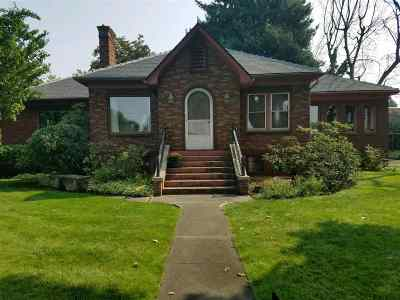 Lewiston Single Family Home For Sale: 3503 5th Street