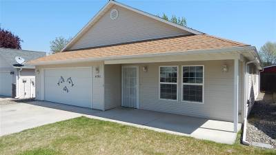 Single Family Home For Sale: 1137 Liberty Dr.