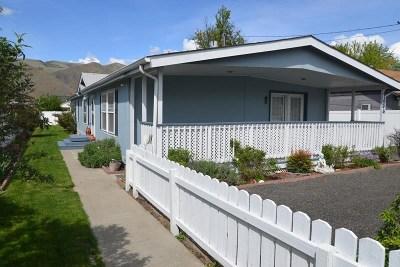 Clarkston WA Single Family Home For Sale: $179,900