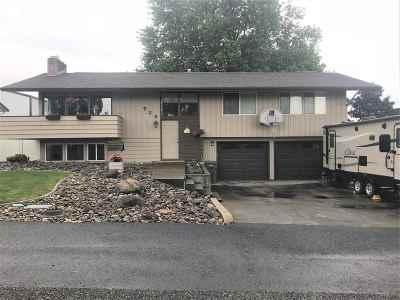 Clarkston WA Single Family Home For Sale: $279,000