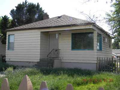 Clarkston WA Single Family Home For Sale: $139,900
