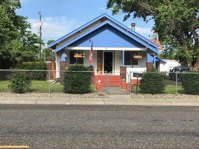Clarkston WA Single Family Home For Sale: $171,000