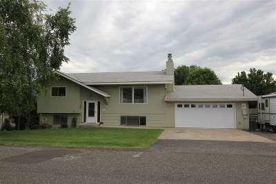 Clarkston WA Single Family Home For Sale: $224,900