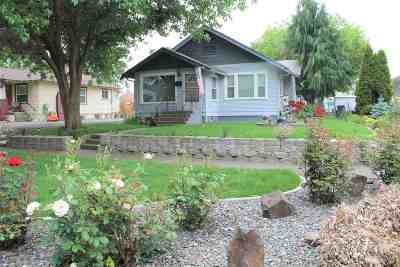 Single Family Home For Sale: 1110 9th Street