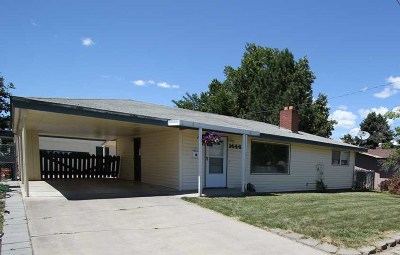 Single Family Home For Sale: 1444 9th St.