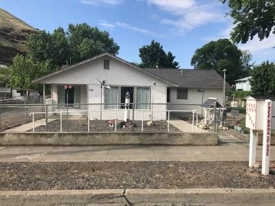 Asotin Single Family Home For Sale: 134 Meador Street