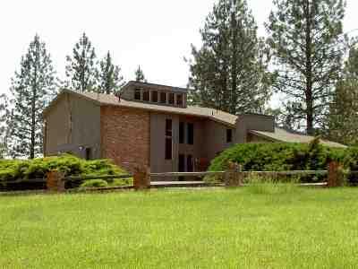 Kamiah Single Family Home For Sale: 403 Tamarack Road