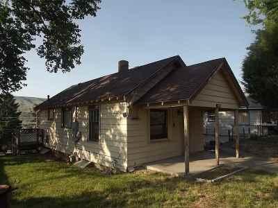 Lewiston, Clarkston Single Family Home For Sale: 1623 8th Avenue
