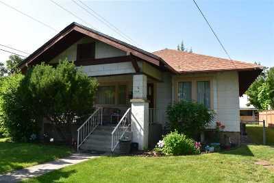 Lewiston, Clarkston Single Family Home For Sale: 803 10th Avenue