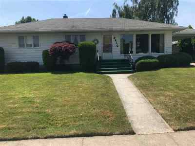 Single Family Home For Sale: 2410 13th Ave