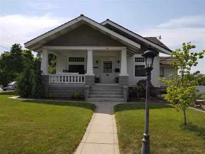 Lewiston, Clarkston Single Family Home For Sale: 946 9th St