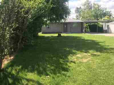 Lewiston, Clarkston Single Family Home For Sale: 1024 11th Street
