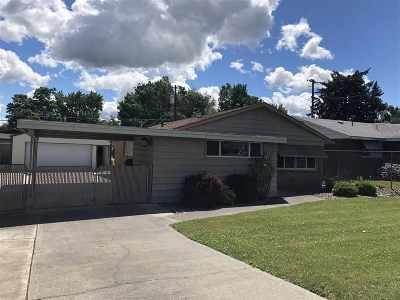 Lewiston, Clarkston Single Family Home For Sale: 1339 6th Street