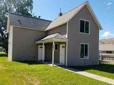 Single Family Home For Sale: 634 10th Street
