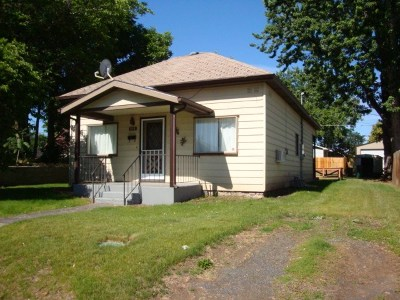 Lewiston, Clarkston Single Family Home For Sale: 918 3rd Street