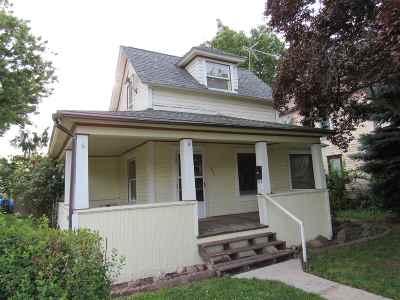Lewiston, Clarkston Single Family Home For Sale: 1030 7th St.