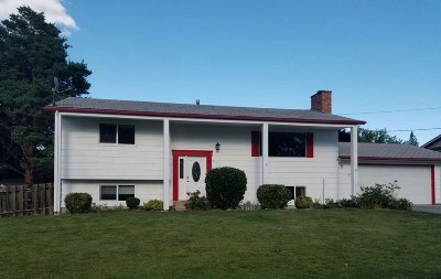 Lewiston Single Family Home For Sale: 2315 5th St