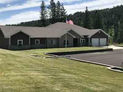 Grangeville Single Family Home For Sale: 21 Poor Farm Road