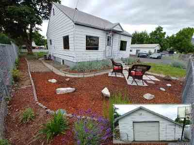 Lewiston Single Family Home For Sale: 0121 23rd Street