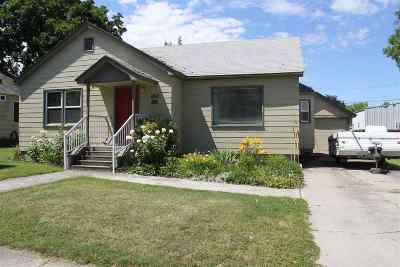 Clarkston WA Single Family Home For Sale: $182,000