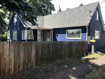 Lewiston Single Family Home For Sale: 625 Burrell Ave