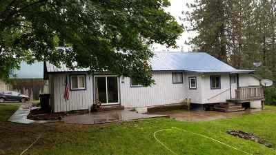 Orofino ID Single Family Home For Sale: $161,000