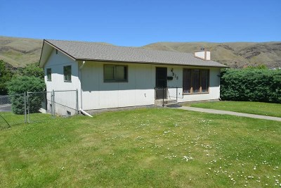 Asotin Single Family Home Pending Financing: 915 2nd Street