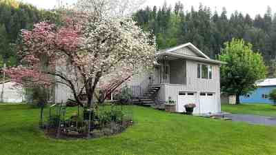 Orofino Single Family Home For Sale: 458 Harmony Heights Loop