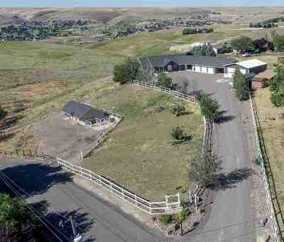 Lewiston, Clarkston Single Family Home For Sale: 2734 Laurel Dr.