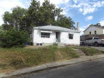 Lewiston Single Family Home For Sale: 703 Cassell
