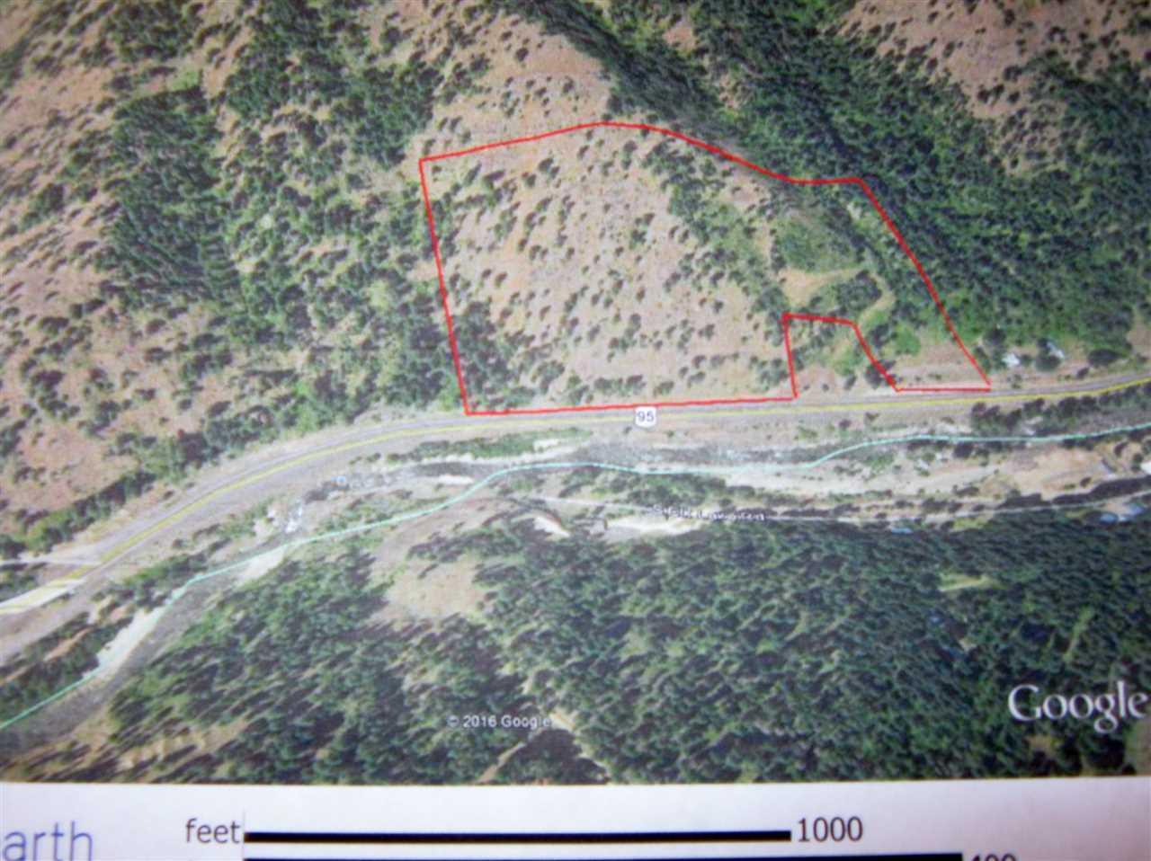 Hwy 95 Idaho Map.Mile 178 Highway 95 Highway New Meadows Id Mls 134978