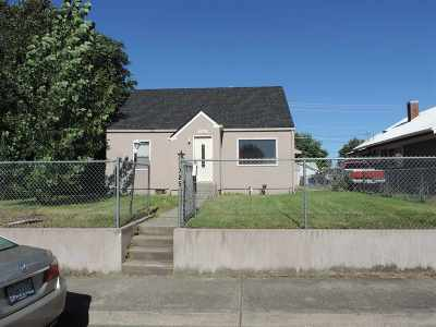 Clarkston WA Single Family Home For Sale: $185,900