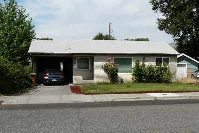 Clarkston WA Single Family Home For Sale: $144,900