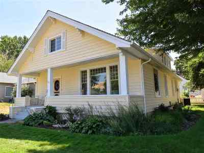 Pomeroy Single Family Home For Sale: 510 High Street